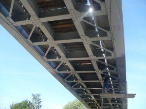Железнодорожный мост г.Светлый